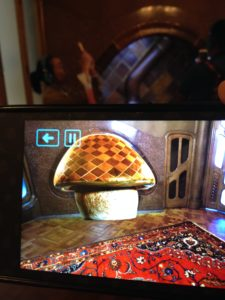 AR experience at the Casa Batllo