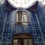 Tiles at the Batllo House