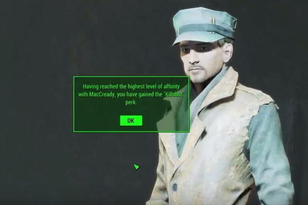 MacCready, your best friend