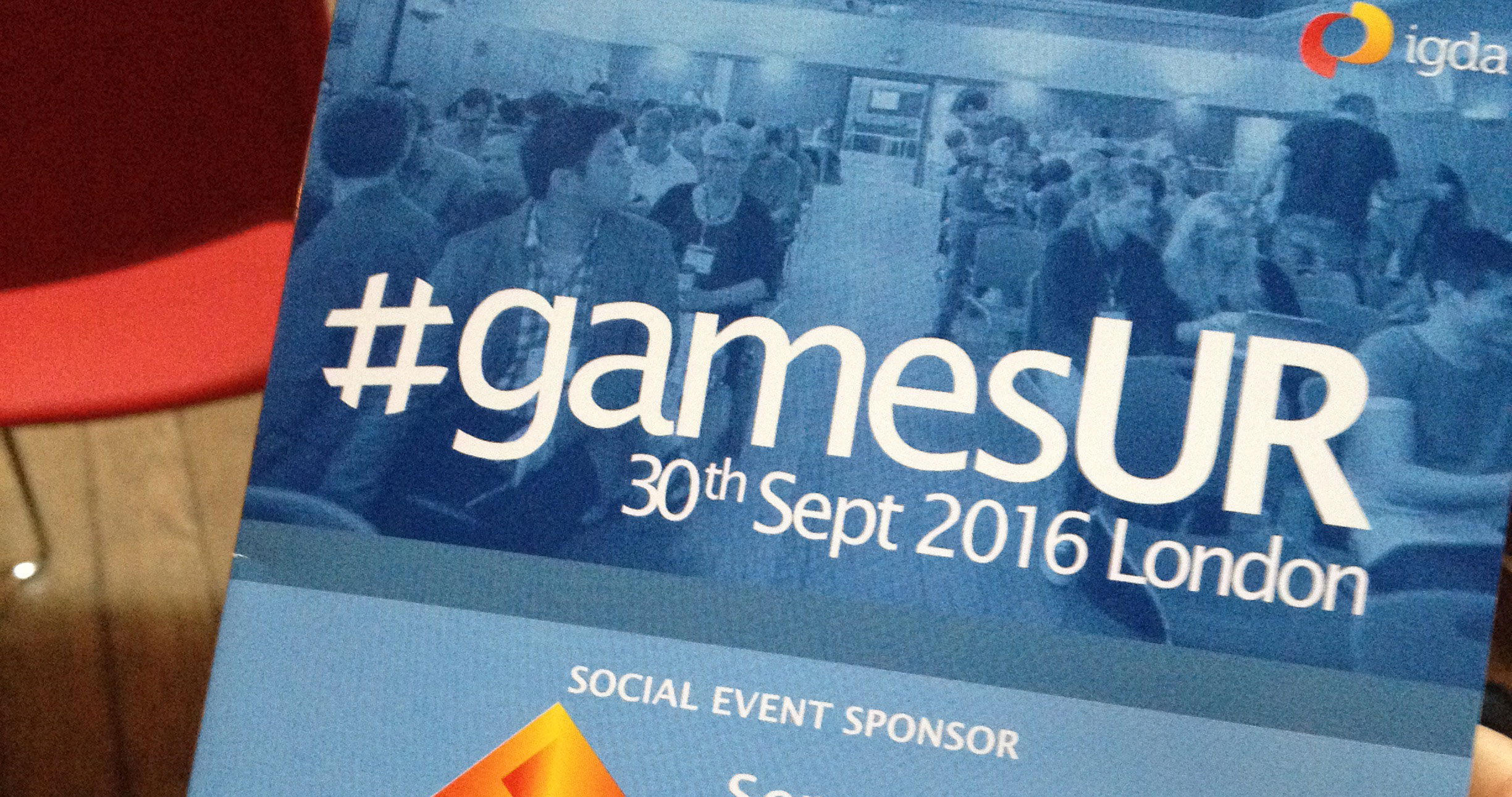 15 Lessons from #gamesUR conference